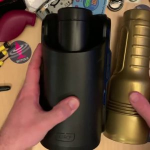 Buttpluggin' With qDot - Kiiroo Keon Unboxing and Analysis